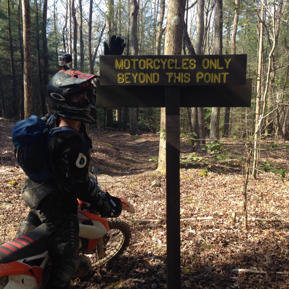 Enduro-KTM-Trail-moto-USA-Georgie