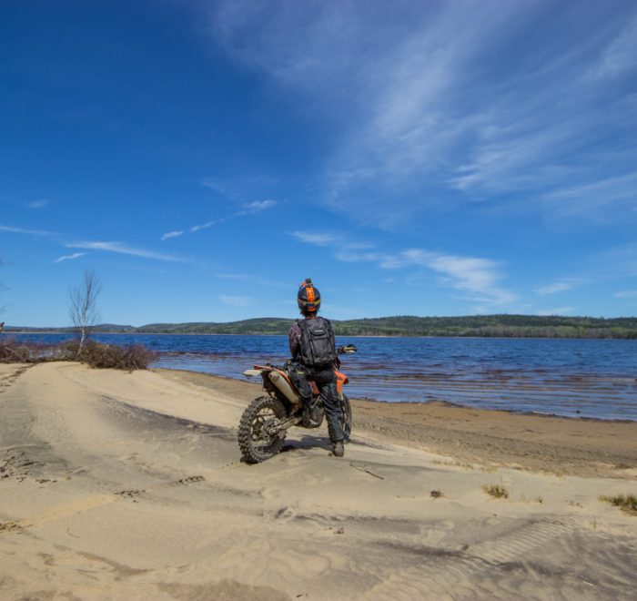 Lac Taureau - Rando Raid Canada